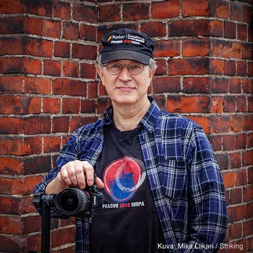 Pentti Sairanen, 360-kuvaaja